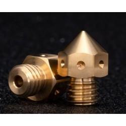 MK8 Brass Nozzle (M6 thread)