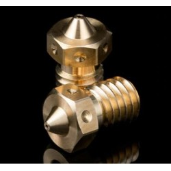v6 Brass Nozzle for 2.85/3mm